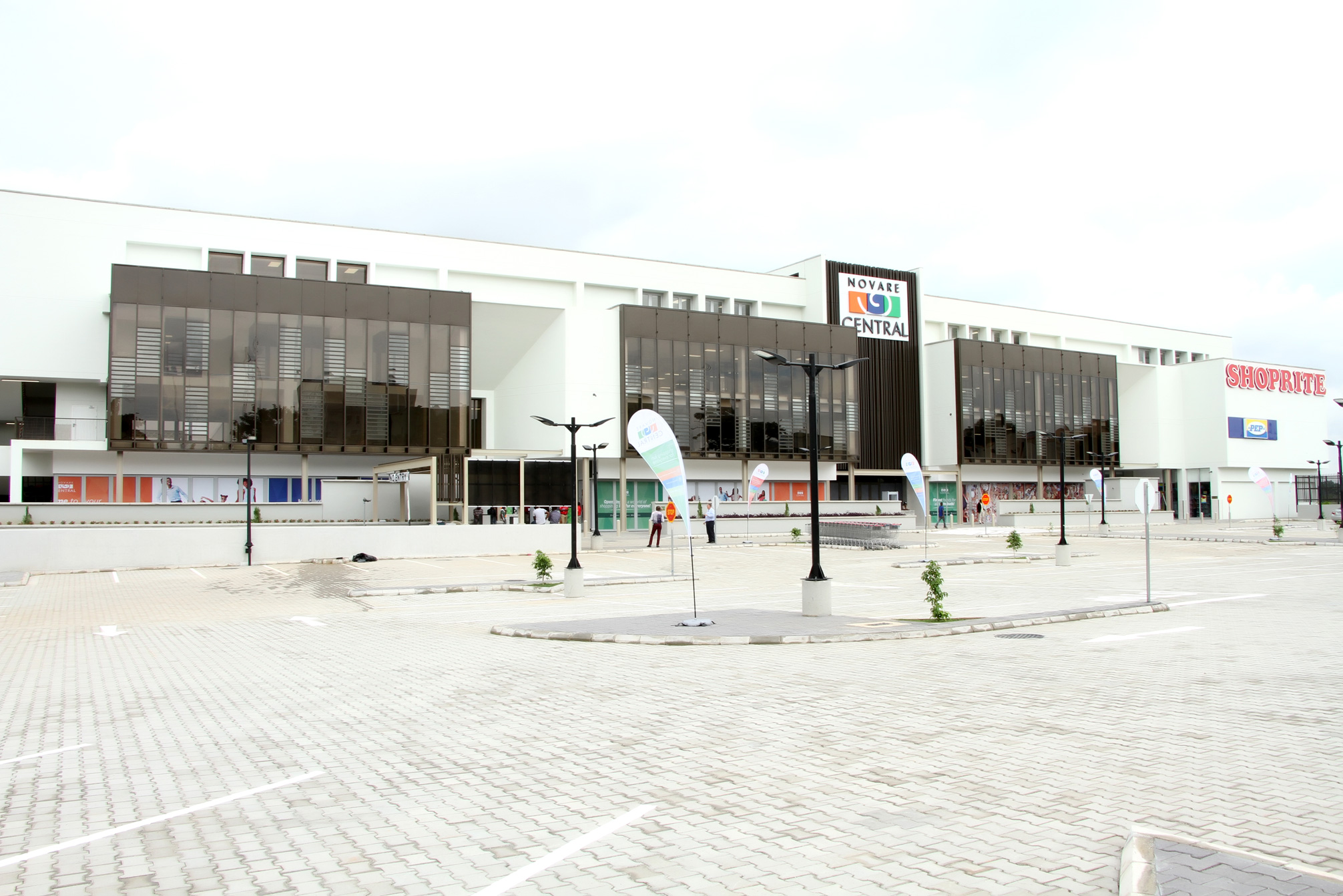 Novare Central Opening