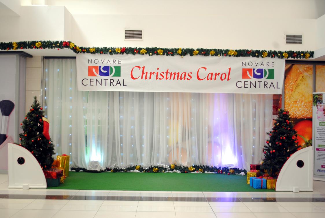 Christmas Carol's Sing Along