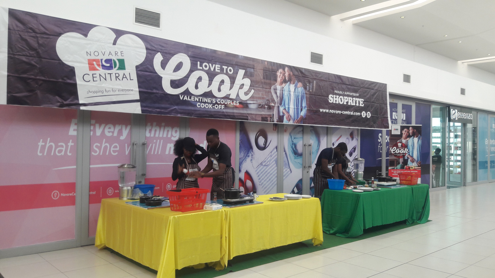 Love To Cook Competition