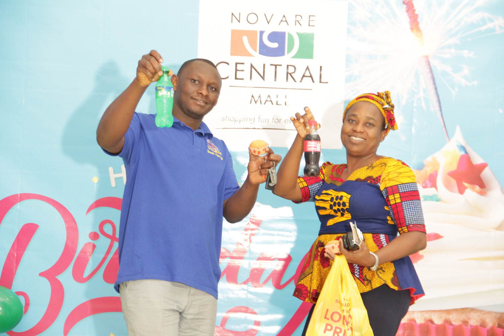 Central Turns 1
