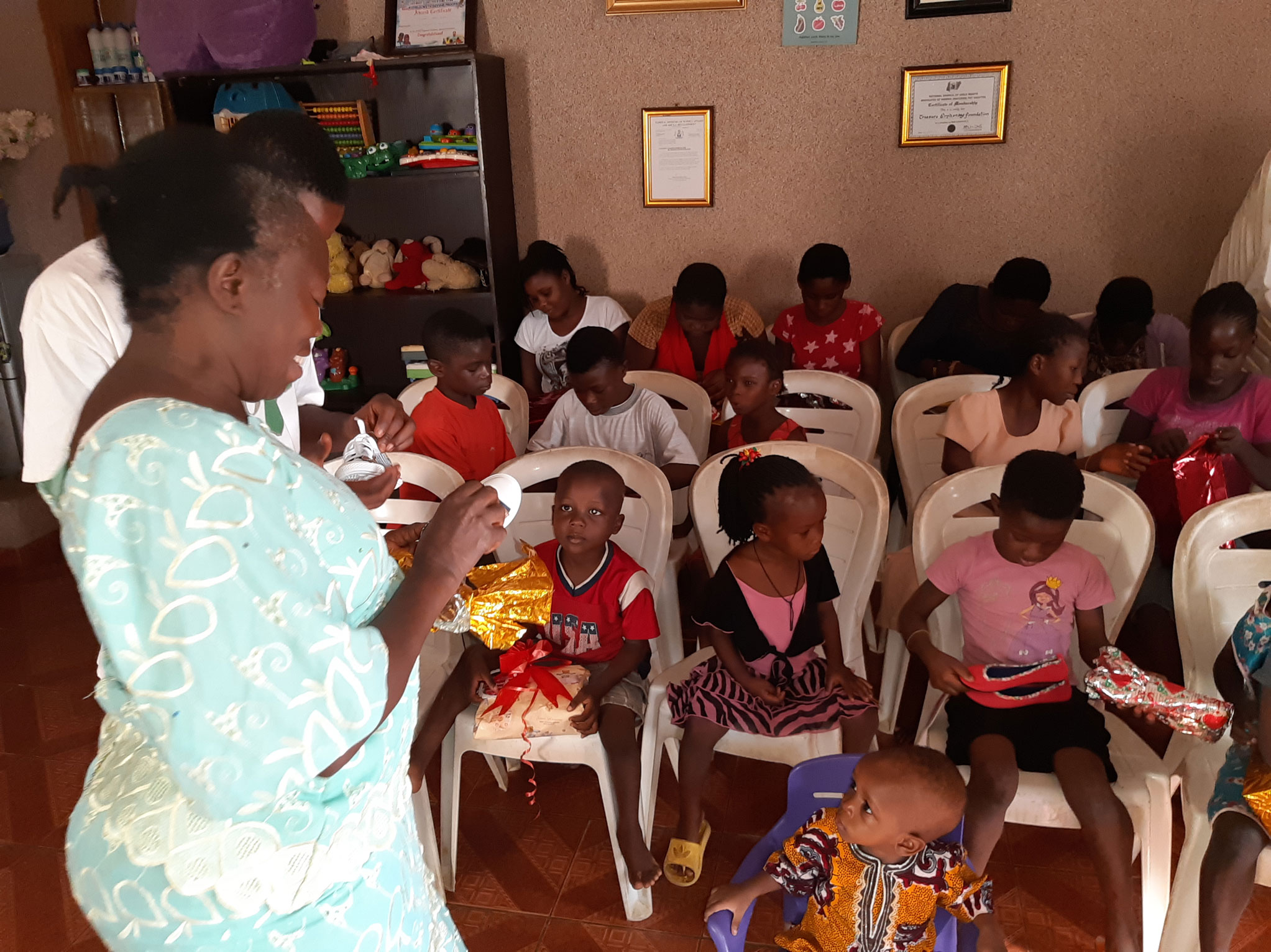 Novare Cares Orphanage Visit