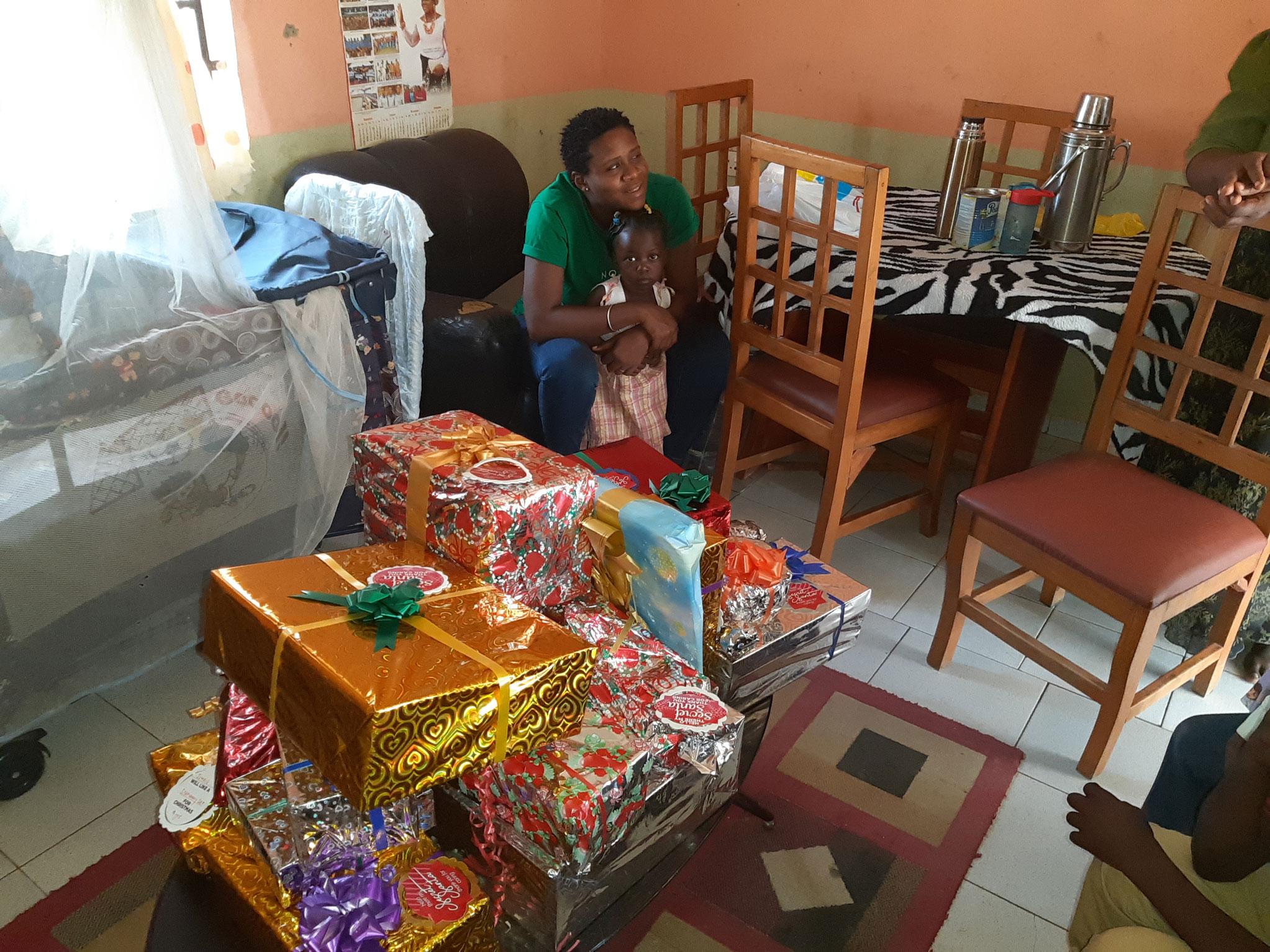 Novare Cares Orphanage Visit